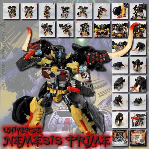 Universe Nemesis Prime