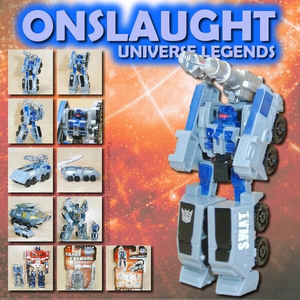 Universe Onslaught Legends