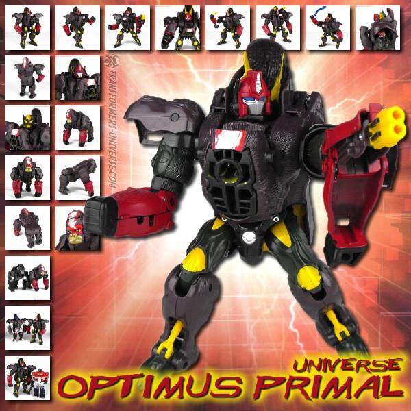 Universe Optimus Primal