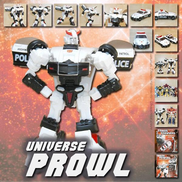 Universe Prowl