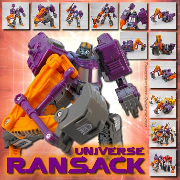 Universe Ransack