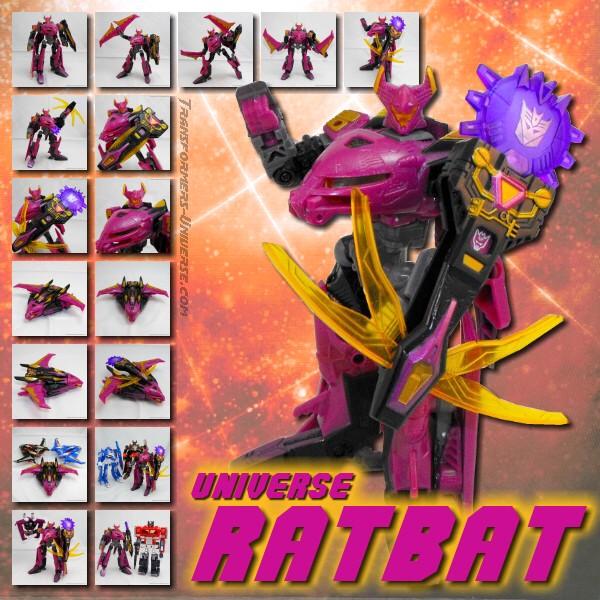 Universe Ratbat
