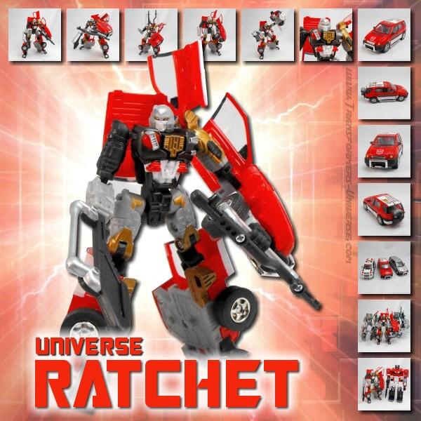 Universe Ratchet