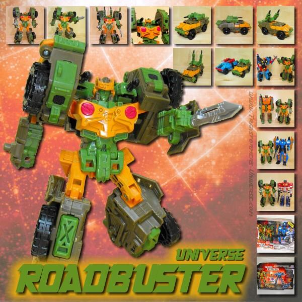 Universe Roadbuster