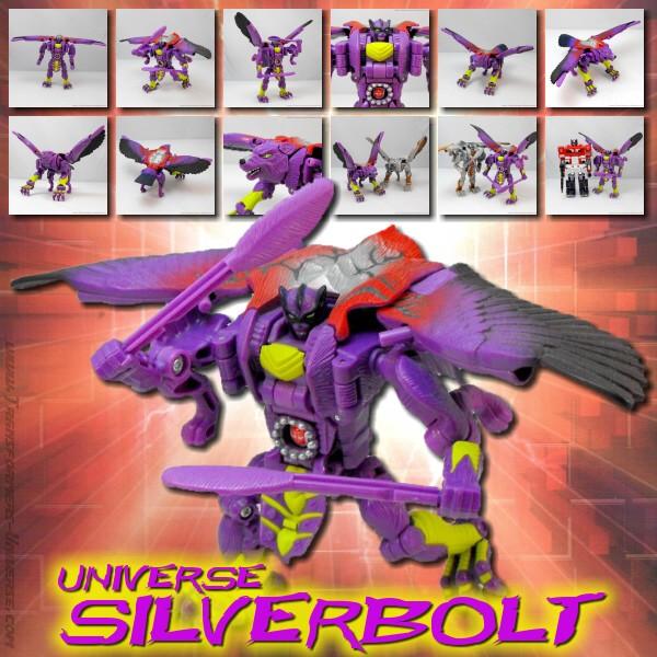 Universe Silverbolt 2003