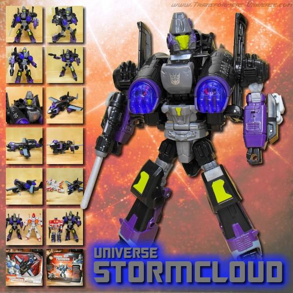 Universe Stormcloud
