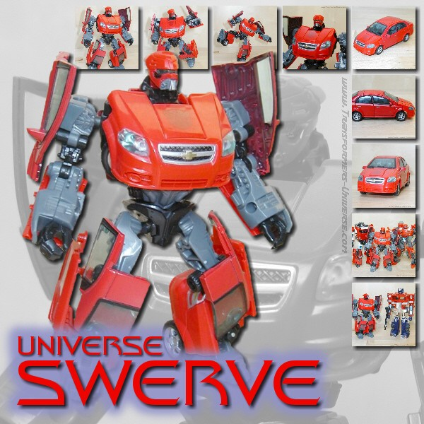Universe Swerve