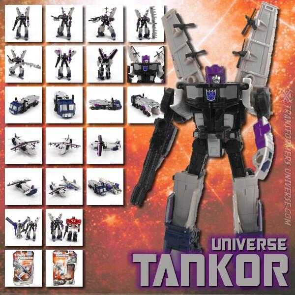 Universe Tankor
