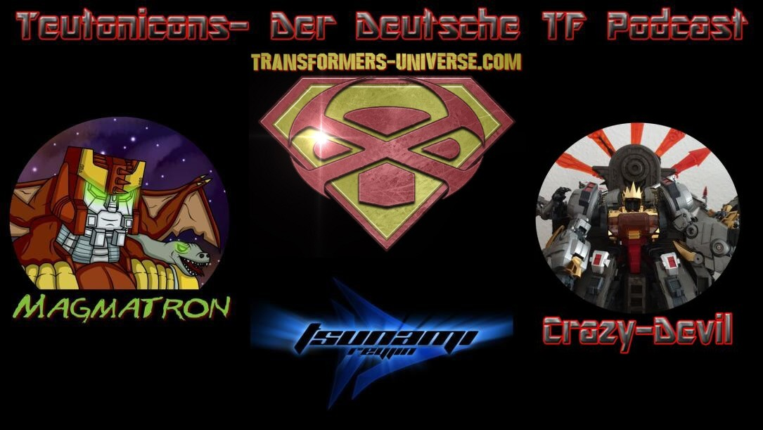Transformers Universe - Welcome to the Universe