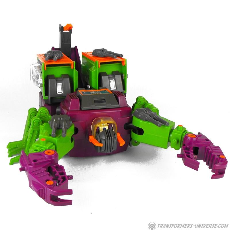 Transformers Universe G1 Scorponok 8 28