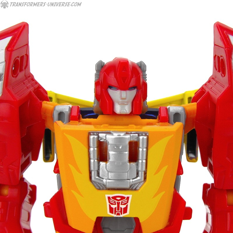 Titans Return Hot Rod (2016)