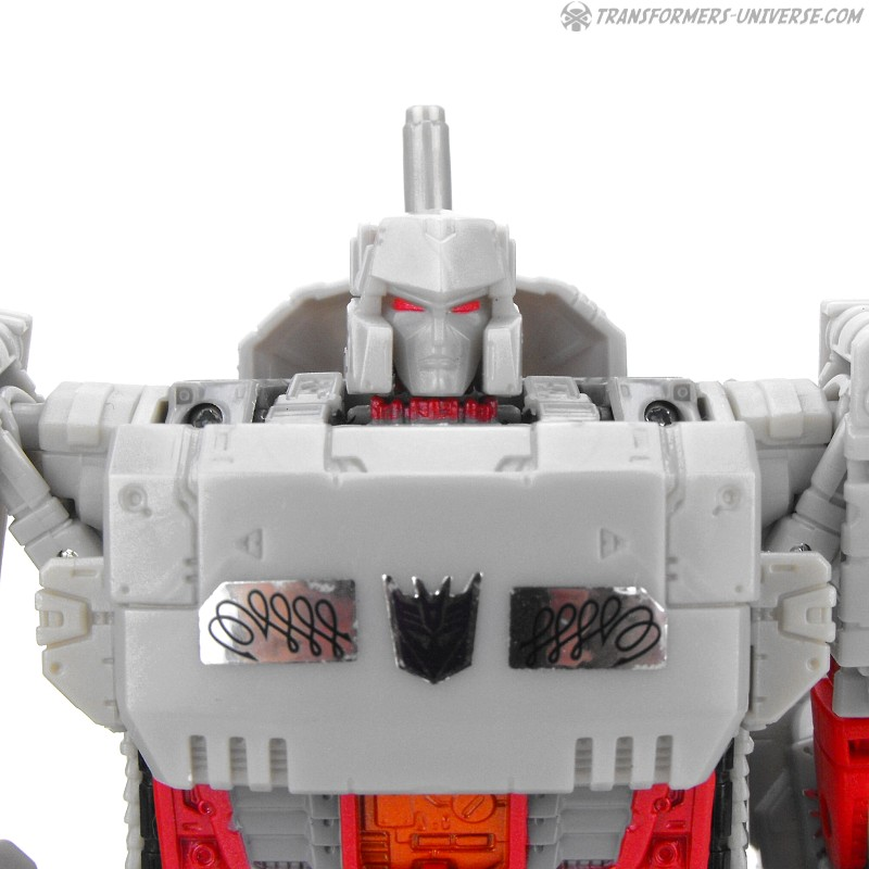 Titans Return Megatron (2017)
